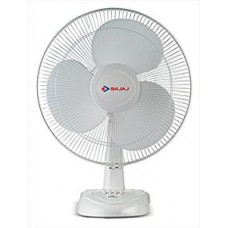 Bajaj 400 Esteem TableFan White