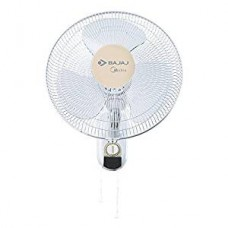 Bajaj 400 Midea BW 07 Wall Fan White