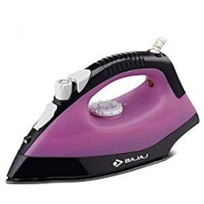 Bajaj 1400W MX 16 Steam Iron Black