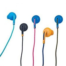 iBall iBall Color Flow 52 Earphone On Ear Wired Headphones With Mic