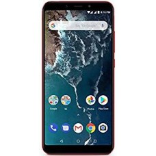 MI A2 (4GB RAM) ( 64GB , 4 GB ) Red