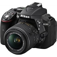 Nikon D3300 with AF-P 18mm-55mm VR Lens , Memory card and Bag