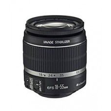 Canon Zoom Lens EF-S 18-55mm 3.5-5.6 IS II