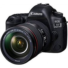 Canon EOS 5D Mark III with 24-105mm Lens