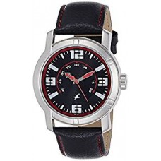 Fastrack 3021SL04 Black Analog Watch